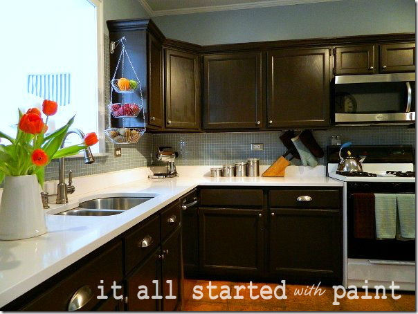 dark cabinets kitchen an open letter to my kitchen countertops it all started 14432