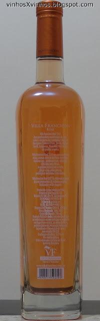 Vinho Villa Francioni Rosé