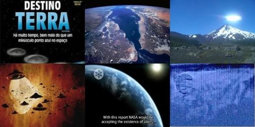 Arquivo X - OVNI Destino terra
