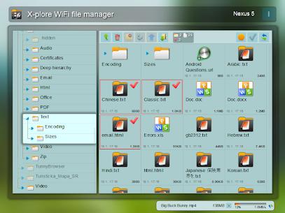 X-plore File Manager Mod 4.15.00 Apk [Unlocked] 2