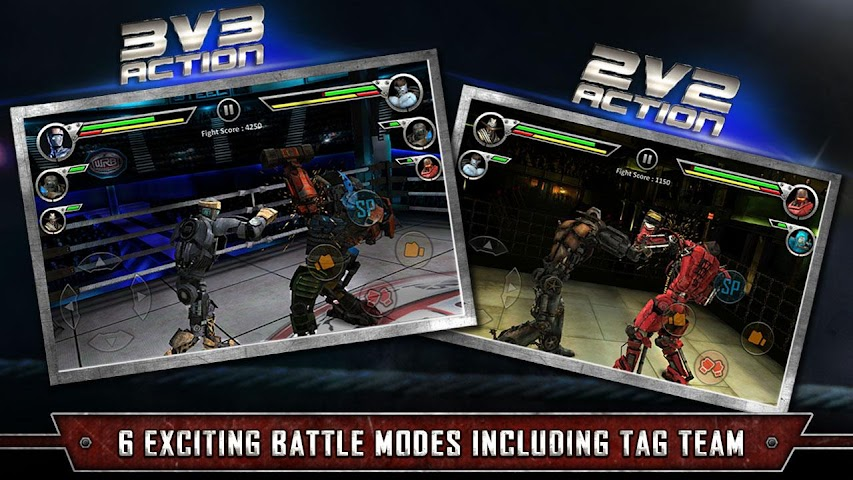 android Real Steel Screenshot 3