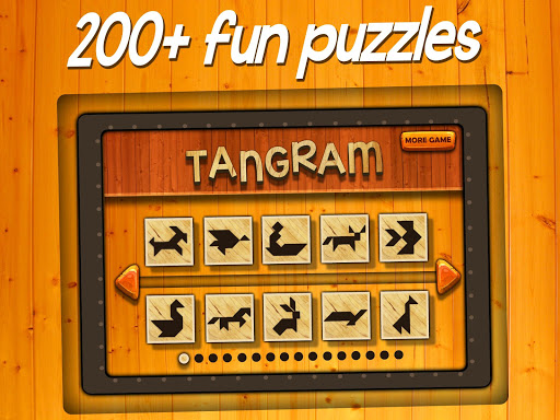 Free tangram puzzles for adult