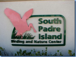 6032 Texas, South Padre Island - Birding and Nature Center