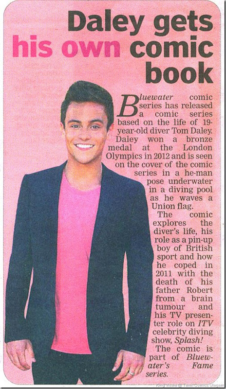 Deccan Chronicle Chennai Chronicle Dated 24th Aug 2013 Pg No 40 Daley  Comics