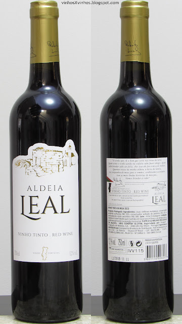 Vinho Aldeia Leal