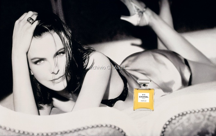 1997 Carole Bouquet by Dominique Issermann
