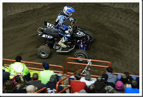 Thomas Craig competes in 4W Open C at Motorama