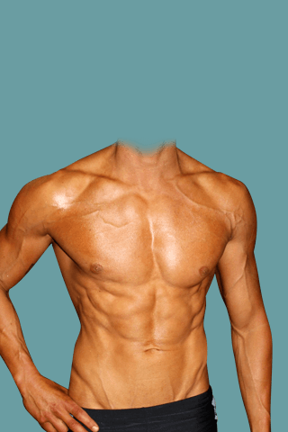Man Body Builder Photo New
