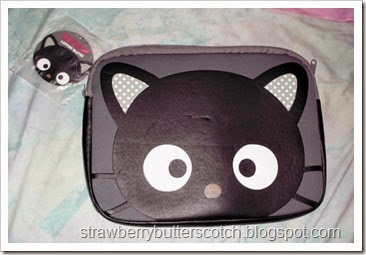 chococat laptop sleeve