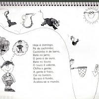 Parlendas Para Criancas Colorir E Aprender