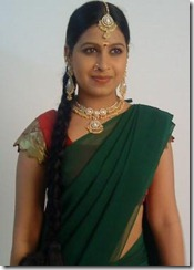 sadhika in_saree