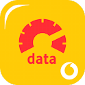 Vodafone Data Monitor logo