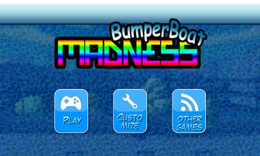 Bumper Boat Madness