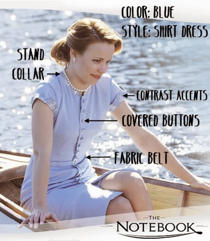 notebook dress notes