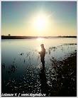 На рыбалке. Фото Лобанова В.
