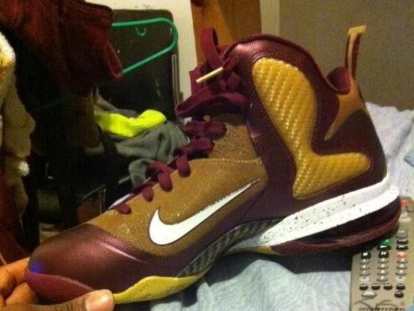 huge discount feea9 ee027 ... Nike LeBron 9 8220Christ the King8221 Home amp Away PEs ...