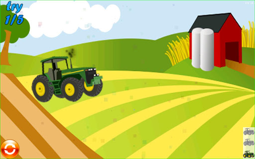Find Tractor