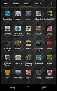 Stickers icon theme - screenshot thumbnail