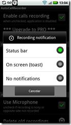 AutoCallRecorder-notificações