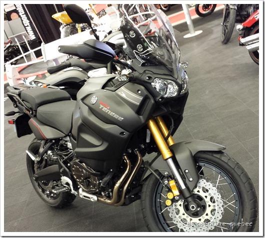 moto yamaha quebecois