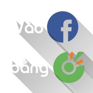 Cách vào Facebook bị chặn bằng trình duyệt Cốc Cốc