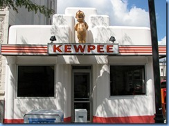 3877 Ohio - Lima, OH - just off the Lincoln Hwy (State Route 309) - Kewpee - 1930s Diner on Elizabeth St