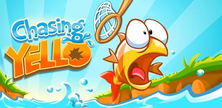 Chasing Yello - управляйте рыбкой скачать