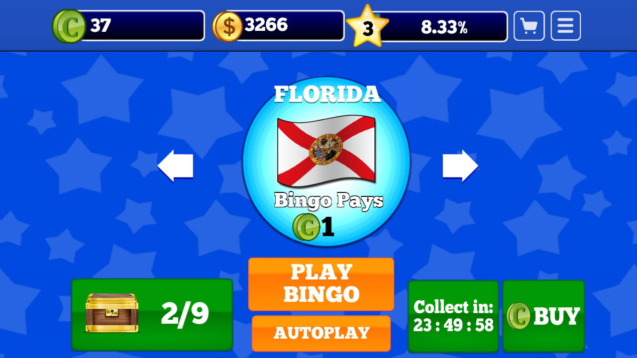 Bingo Heaven® HD- screenshot