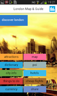 London Offline Map Guide Hotel Apps On Google Play