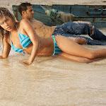 Natalia Paris – Modelando Trajes De Baño Foto 42