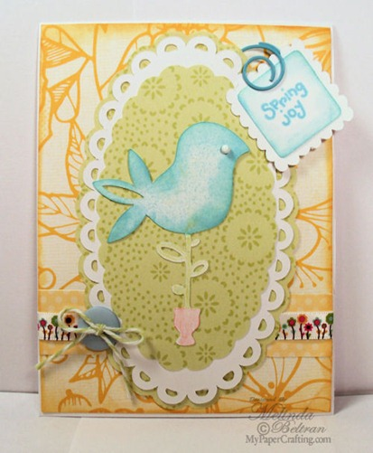 sugar spice cricut cartridge card project idea 500
