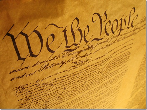 US Constitution Better