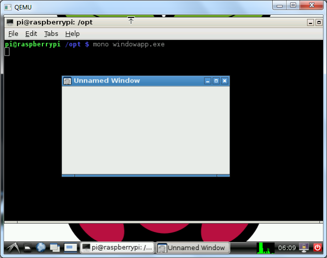 Hack Raspberry Pi – How To Build Apps In C#, WinForms and