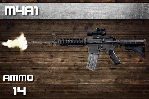 M4A1 Assault Rifle - screenshot