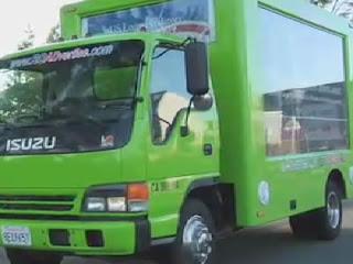 Roadvertise Truck