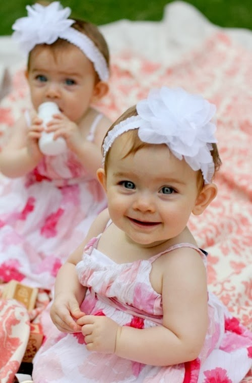 twins 9 months