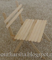 Popsicle sticks Chair (11)