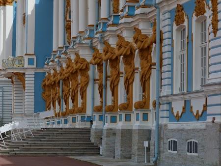 Circuit Rusia: Fatada Tsarsko Selo