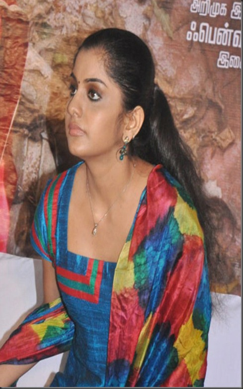 Meera Nandan Cute Photos in Churidar