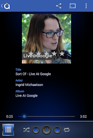 Avia Media Player (Chromecast) Screenshot 34