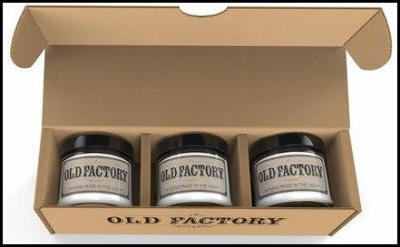 Old Factory Candles 2