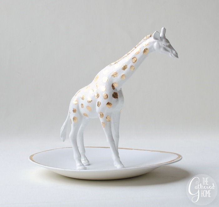 anthropologie knockoff giraffe trinket dish3
