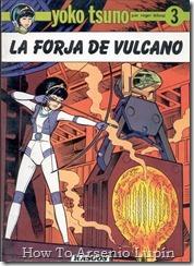 P00003 - Yoko Tsuno  - La forja de