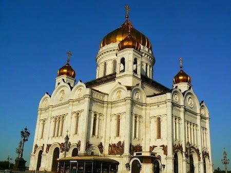 Obiective turistice Rusia: Biserica lui Isus Mantuitorul