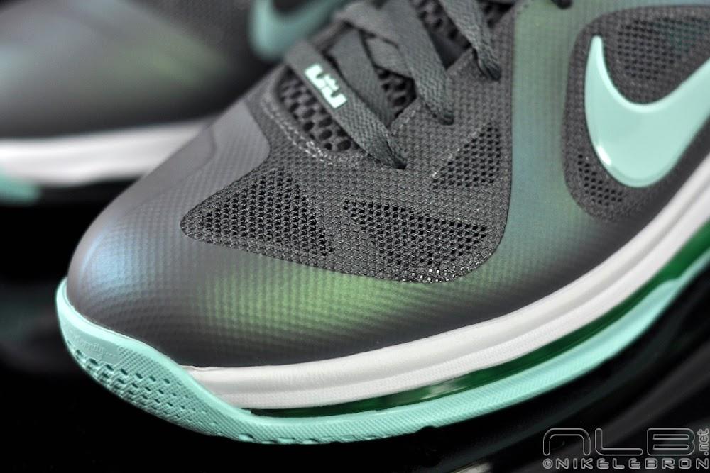 new arrival b7702 082b6 ... The Showcase Nike LeBron 9 Low Mint Candy aka 8220Easter8221 ...