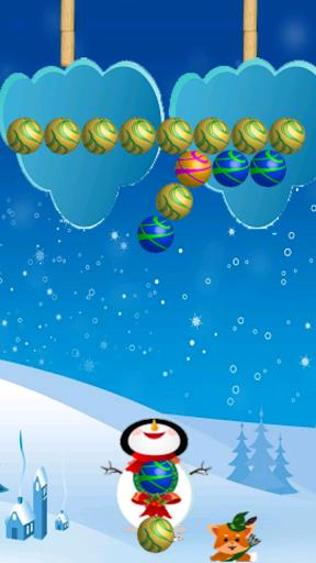Snowman VS Marbles