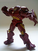 Hulkbuster Armor . Produced by Hasbro . Released May 2010