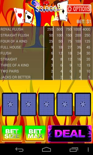 Vampire Fortune Poker