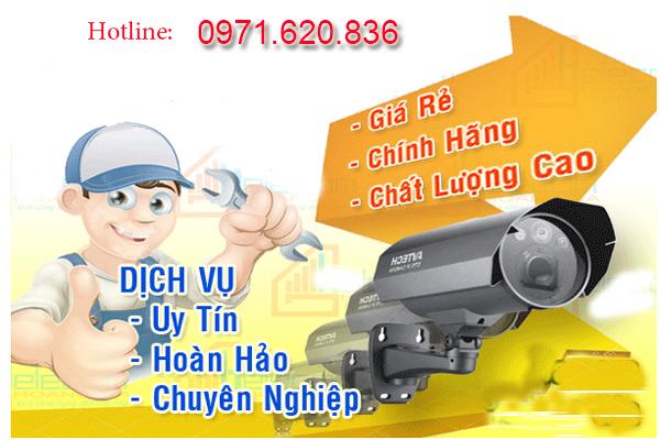Lắp Đặt Camera Quan Sát Huyện Thanh Oai