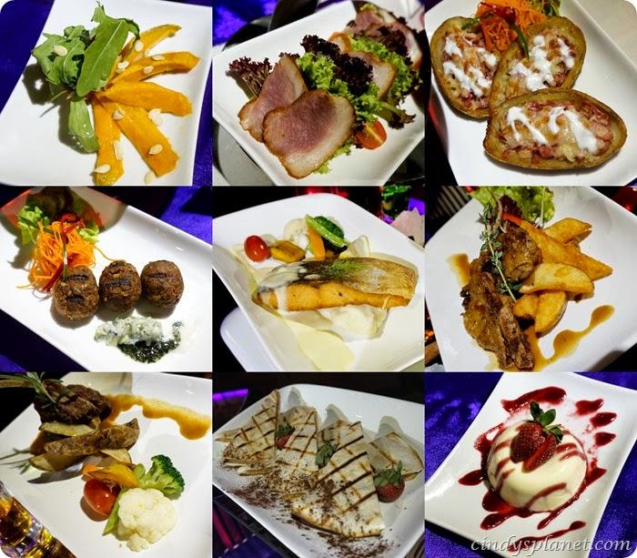 tgv indulge food review